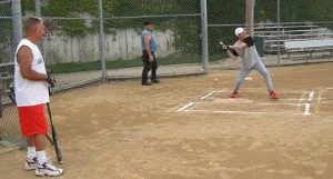 Burlington Senior Center 50+ Softball