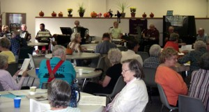 Jam Session at Burlington Senior Center