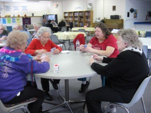 Pinochle Ladies