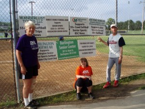 BSC Softball Sponsor Signs