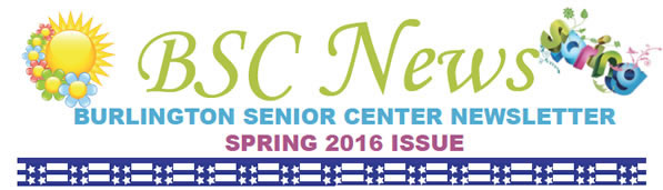 BSC Spring News