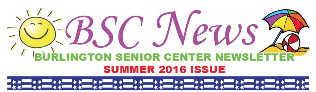 BSC News Summer 2016