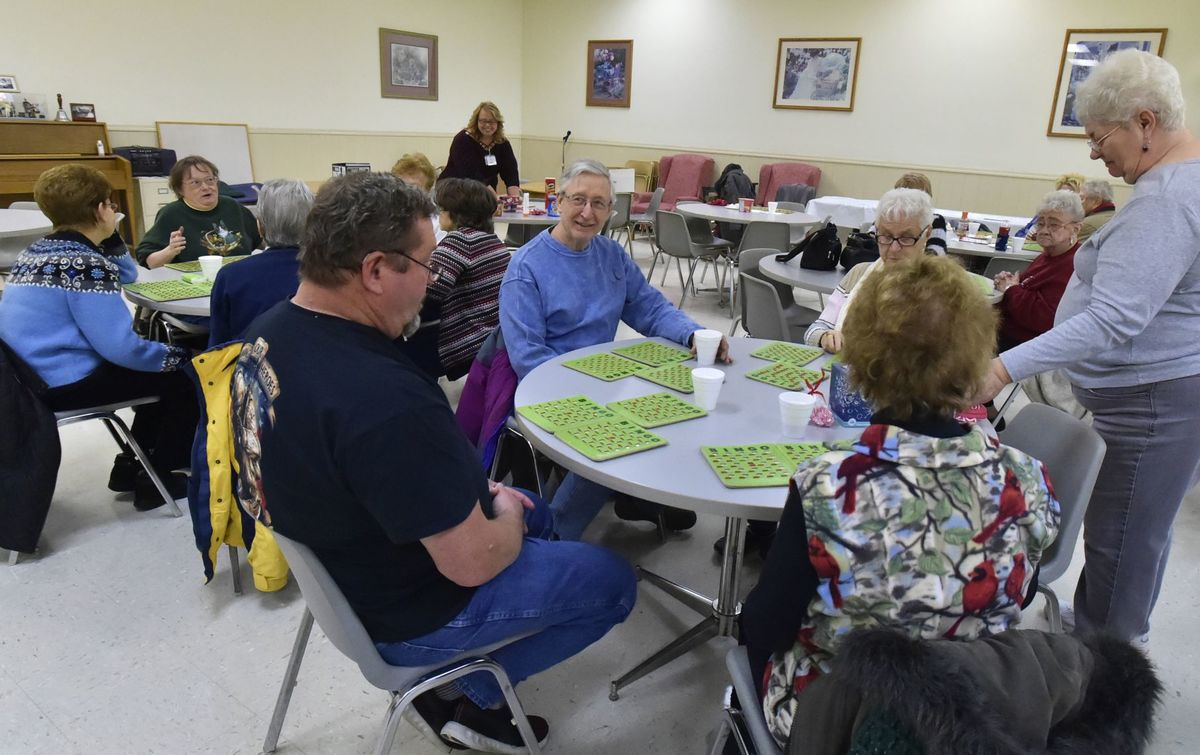 Burlington Senior Center opened
