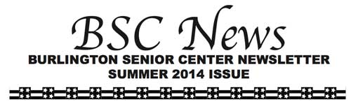 BSC Newsletter 2014