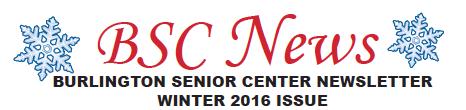 BSC News Winter 2016