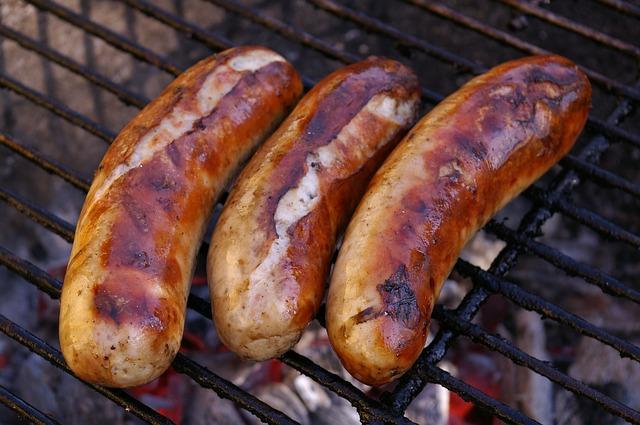 grilled-bratwurst