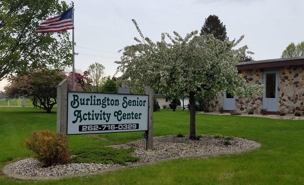 Burlington Senior Center Building